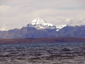 Mount Kailash & Manasarovar Lake